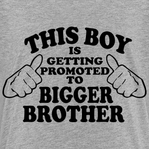 Promoted to Bigger Brother Kids' Shirts - Kids' Premium T-Shirt