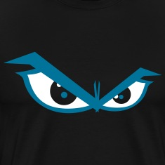 angry_eyes T-Shirts