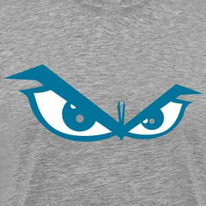 Angry Eyes - Men's Premium T-Shirt