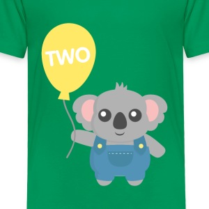 Koala Bear with balloon Baby & Toddler Shirts - Toddler Premium T-Shirt