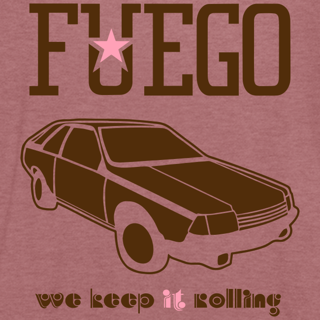 Rogue Fuego With (Brown/Pink)