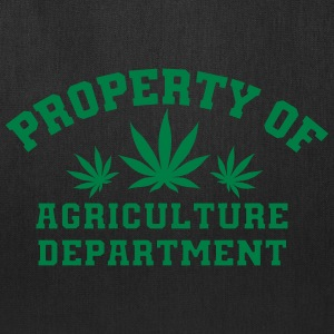 Property Of Agriculture Department - Tote Bag