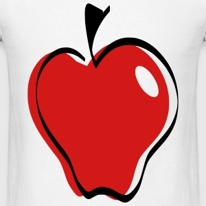 Apple T-Shirts - Men's T-Shirt