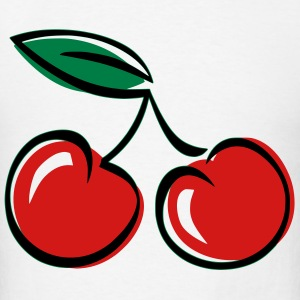 Cherries T-Shirts - Men's T-Shirt