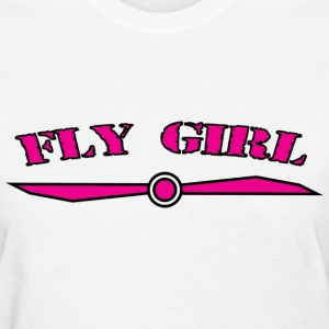 Fly Girl Women's T-Shirts - Women's T-Shirt