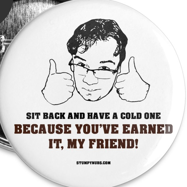 Cold One Button