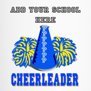 Cheerleader Bottles & Mugs - Travel Mug