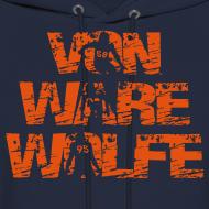 Design ~ Von Ware Wolfe - Hoodie