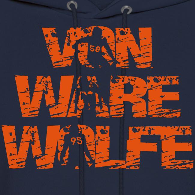 Von Ware Wolfe - Hoodie