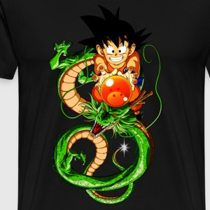guko and the dragon - Men's Premium T-Shirt