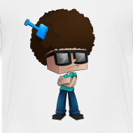 Design ~ Kid's Premium T-Shirt: Fear The Fro
