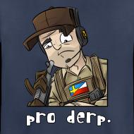 Design ~ Kid's Premium T-Shirt: Pro Derp Shooter