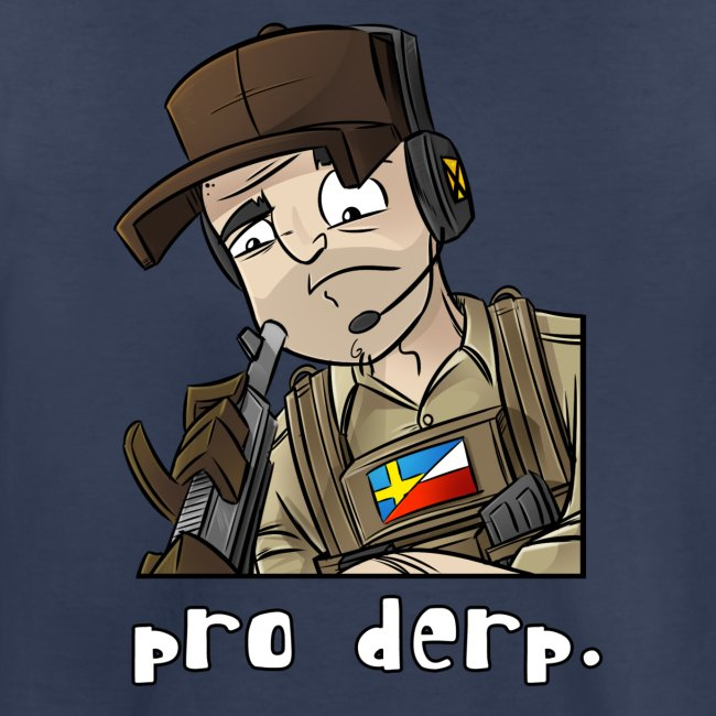 Kid's Premium T-Shirt: Pro Derp Shooter