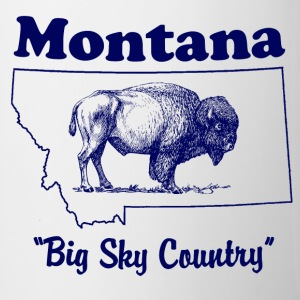 Montana Big Sky Country Coffee Mug - Coffee/Tea Mug