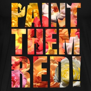 Paint them Red - Men's Premium T-Shirt