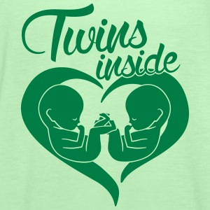 Twins inside Tanks - Women's Flowy Tank Top by Bella