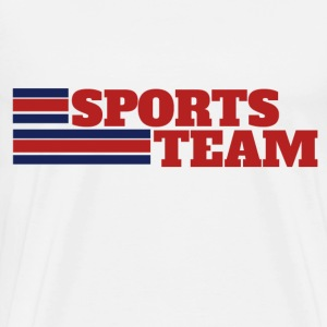 Sports Team - Men's Premium T-Shirt