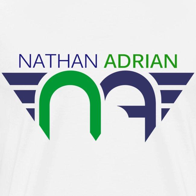 Logo on Front, Website on Back