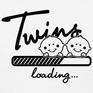 Twins loading... Women's T-Shirts - Women's T-Shirt