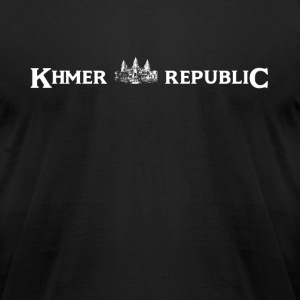 Men's Khmer Republic T-Shirt - Men's T-Shirt by American Apparel