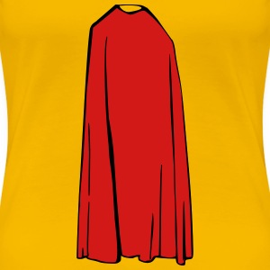 Red Cape - Women's Premium T-Shirt