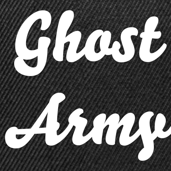 Ghost Army Cap