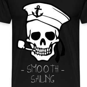 Smooth Sailing - Men's Premium T-Shirt