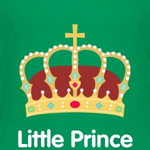 prince crown with jewels Baby & Toddler Shirts - Toddler Premium T-Shirt
