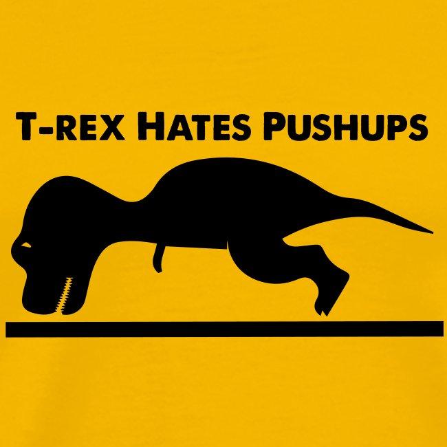 T-Rex Push Ups