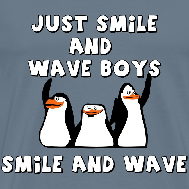 Smile And Wave Boys