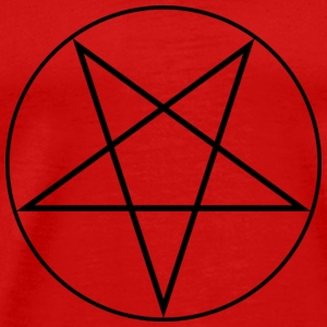 Pentagram - Men's Premium T-Shirt