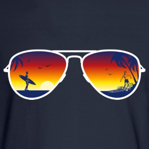 Summer Sunglasses Long Sleeve Shirts - Men's Long Sleeve T-Shirt