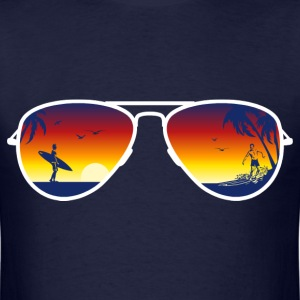 Summer Sunglasses T-Shirts - Men's T-Shirt