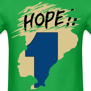 Hope!! (time machine) T-Shirts - Men's T-Shirt