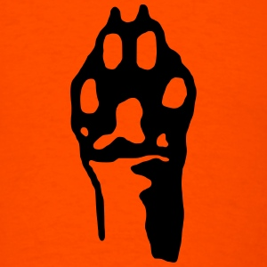 Paw - Men's T-Shirt