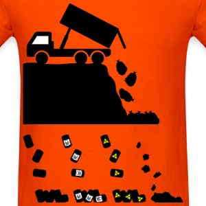 Landfill Waste - Men's T-Shirt