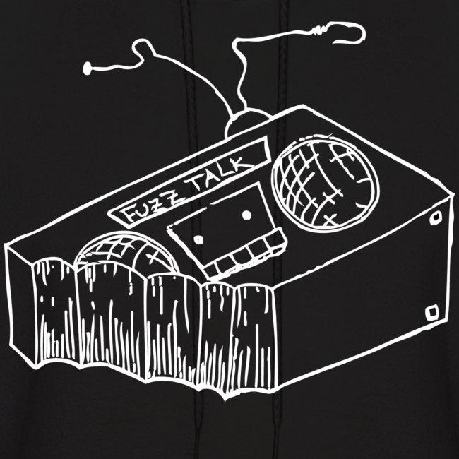 FTR Hoodie w/ White Logo