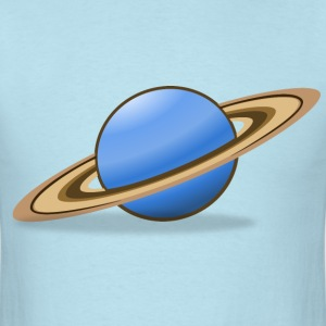 Saturn - Men's T-Shirt