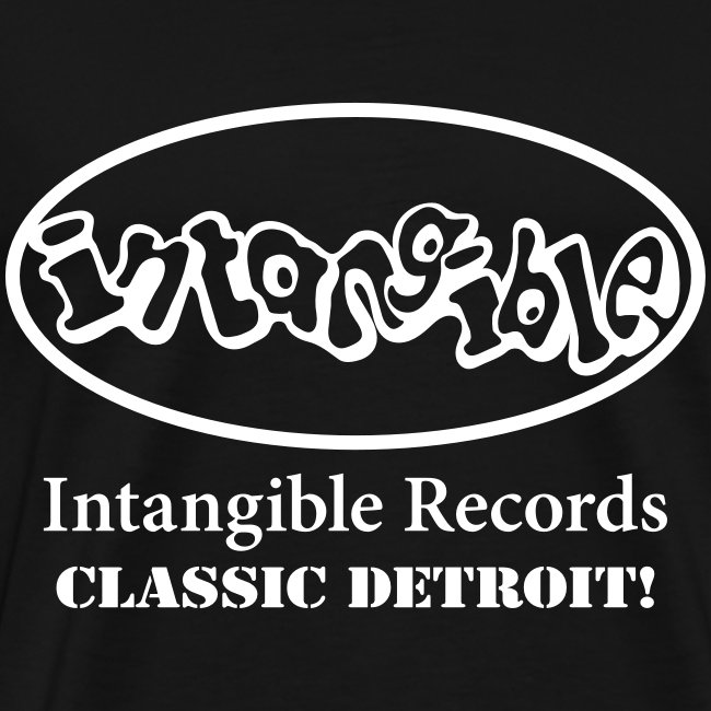 Intangible Records Classic Black