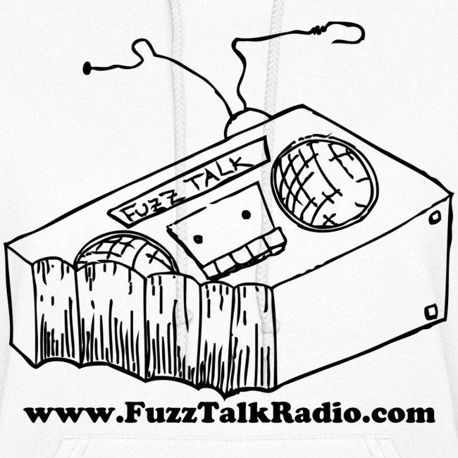 FTR Black Logo w/ Web Address