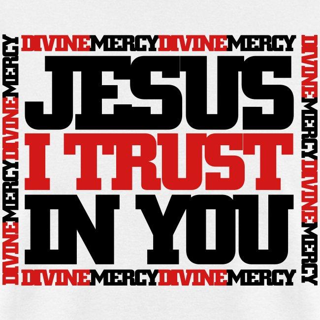 Divine Mercy Tee - Mens