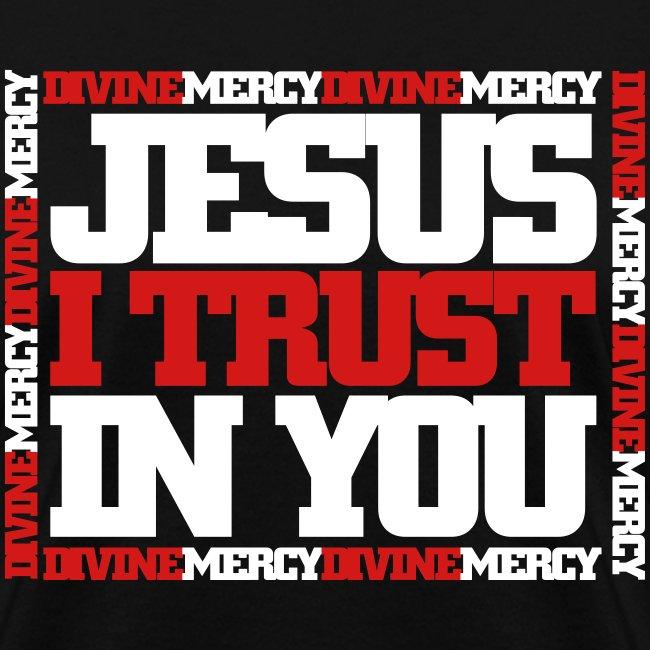 Divine Mercy Tee - Womens