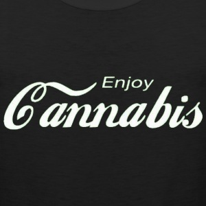 (enjoy_cannabis) Men - Men's Premium Tank