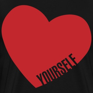 Love Yourself T-Shirts - Men's Premium T-Shirt