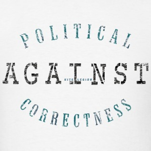 political correctness us T-Shirts - Men's T-Shirt