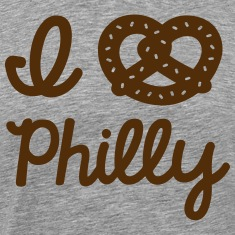 I Pretzel Philly T-Shirts