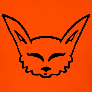 fennec fox T-Shirts - Men's T-Shirt