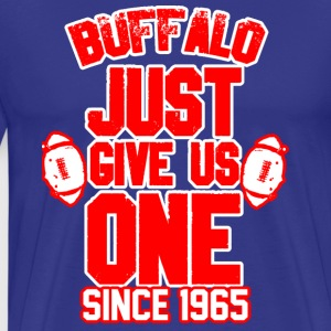 Buffalo T-Shirts - Men's Premium T-Shirt