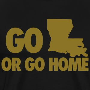 Go Louisiana T-Shirts - Men's Premium T-Shirt