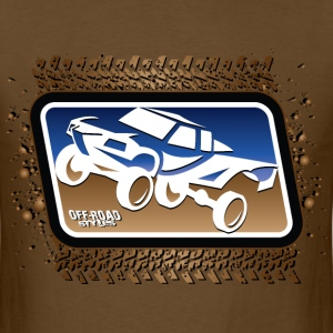 Trophy Truck Logo T-Shirts - Men's T-Shirt
